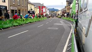 VIDEO: See Matthew Teggart win Donegal stage of An Post Rás in exciting finish in Bundoran