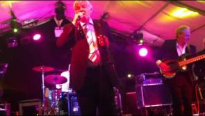 Watch: Big Tom and The Mainliners perform 'Four Country Roads' at Marquee in Drumlish, Co Longford
