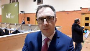 WATCH: Longford/Westmeath TD Robert Troy slams Sinn Féin supporters chants to 'Come Out, Ye Black and Tans'
