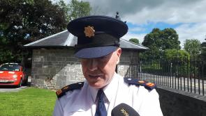 WATCH: Gardaí 'confident' of bringing charges against drug dealing Longford gang