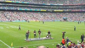 Watch | Longford's Brave Giant rock Croke Park on Limerick's historic day