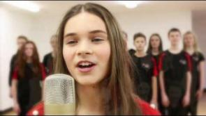 VIDEO: Longford students shine in new music video