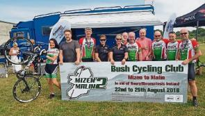 Kildare cyclists to travel the length of Ireland for charity