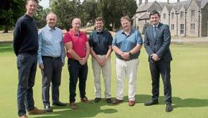 Conor O'Dwyer charity Pro Am at Kildare golf club