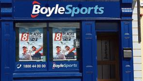 BoyleSports to close all retail outlets in the Republic of Ireland