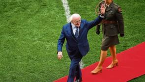 President Michael D Higgins to deliver speech on migrants plan at Thomond Park