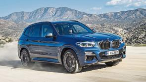 Third time lucky for impressive BMW X3
