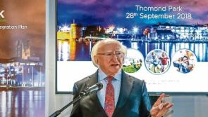 Limerick mayor praises Michael D Higgins as 'tireless advocate for social justice'