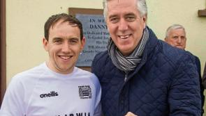 FAI's John Delaney in attendance as Cahir Park wrap up Tipperary treble