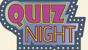 Kenagh quiz in aid of Temple Street Children's  Hospital