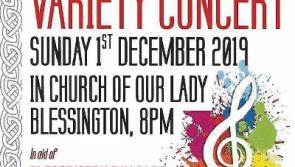 Blessington concert takes place on December 1