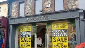 Blow to Longford economy as Pamela Scott is set to close