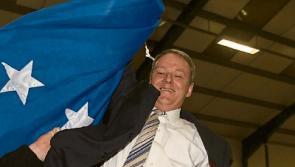 Stanley the poster boy for Sinn Féin's long term goal