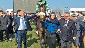 Longford businessman Philip Reynolds gunning for Cheltenham glory