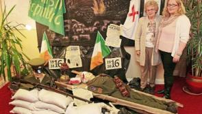 118-year-old rifle forms centerpiece of Laurel Lodge's 1916 Commemoration