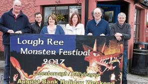 Great excitement in Lanesboro for Lough Ree Monster Festival