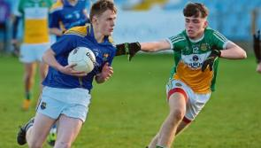 Offaly knock Longford minors out of the championship