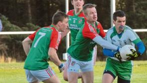 Damage done in the first half as Killoe get the better of Colmcille