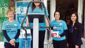 Longford SpecSavers charity climb is a big hit