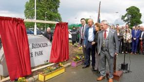 Reynolds remains at the heart of Longford