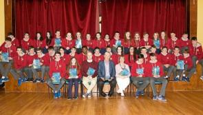 Granard students publish 'Féach'2016