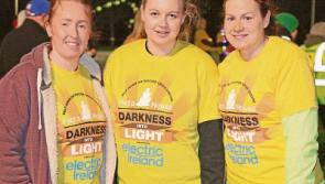 Longford Darkness Into Light team overwhelmed by goodwill