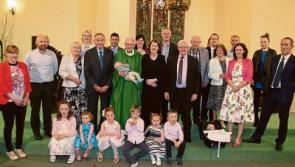 Ballymachugh parish rallies to celebrate Fr Frank Gray's Golden Jubilee