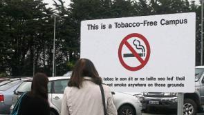 Hundreds flout University Hospital Limerick's smoke-free policy