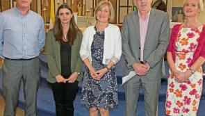 Edgeworthstown pupils and retiring teacher recognised in special ceremony