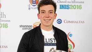All-Ireland gold for Longford drummer