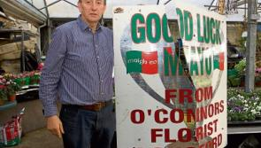 Mayo supporters critical of 'mean spirited' Longford County Council for removing All-Ireland Final good luck posters