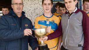 St Dominic's edge out Slashers/Ardagh in a thrilling U-16 'C' final