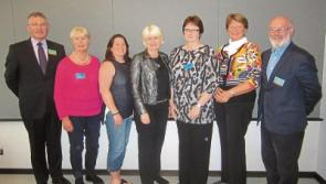 Carer group visits EU