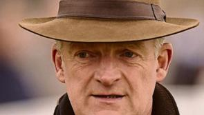 TIPS | Willie Mullins tips his horses with a chance in this week's Cheltenham Festival