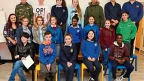 Longford Comhairle na nÓg Committee for '16/'17 elected