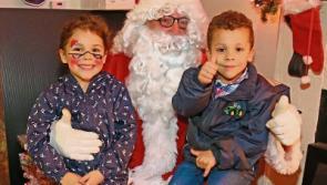 Sleigh bells ring at Granard Christmas Markets