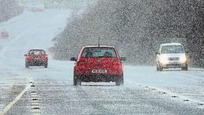 Advice from Gardaí if driving or walking during snow