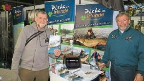 Promoting Lough Ree Angling Hub across French waters