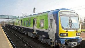 Irish Rail publishes revised timetable to operate on rail network from Monday