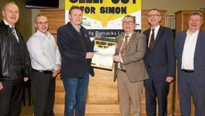 Longford folk encouraged to Sleep Out for Simon