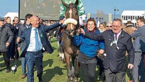 Longford businessman Philip Reynolds eyes Gold Cup glory as stable star Presenting Percy installed as 2018 ante-post favourite