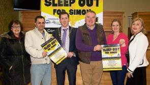 Longford's Connolly Barracks to host 'Sleep Out for Simon' fundraiser
