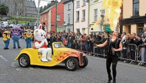Granard hosts exciting four day Easter Festival