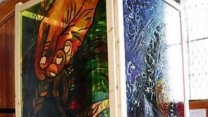 New art installation for Granard church