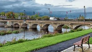 Name the Bridge in Co Longford