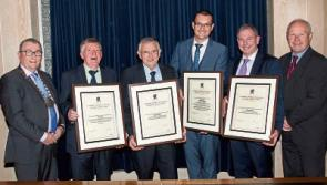 Longford volunteers honoured at County Cathaoirleach awards ceremony