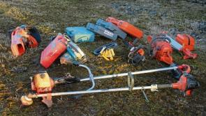 Tipperary Gardaí want to reunite owners with recovered stolen machinery