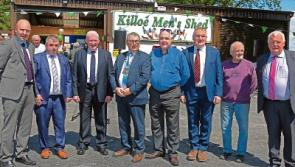 Men's Shed brings new lease of life to Co Longford community