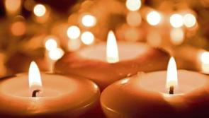 Clonmel Candlelight Vigil on World Suicide Prevention Day