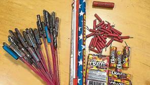 Gardaí issue firework advice to parents ahead of Halloween